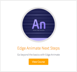 Edge Animate Next Steps