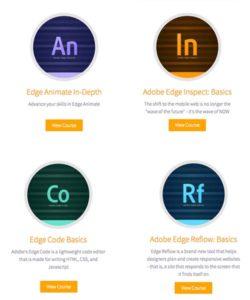 Adobe Edge Courses